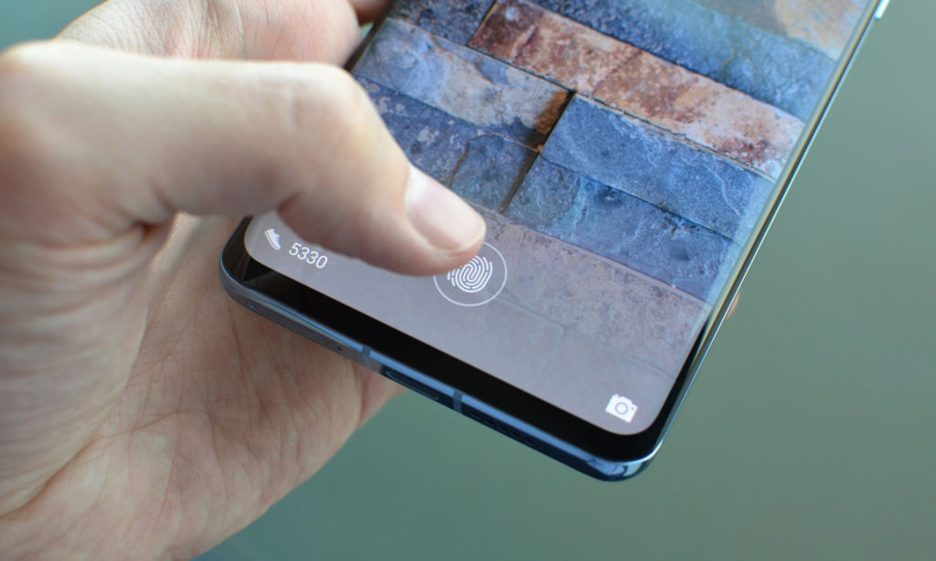 Huawei P30 Pro fingerprint under display