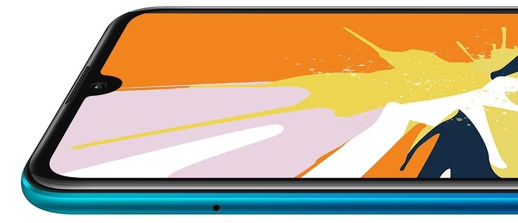 Huawei Y7 Pro 2019 sides