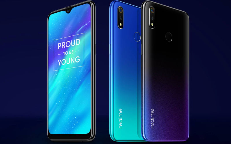 Realme 3 first look