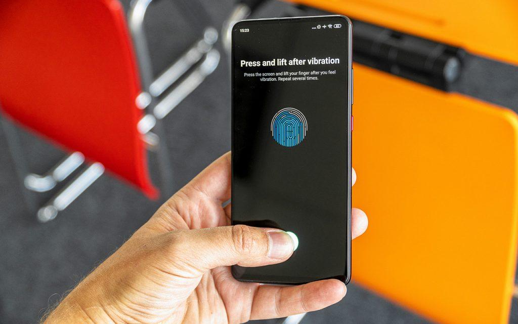 K20 Pro or Mi 9T Pro Under Display Fingerprint