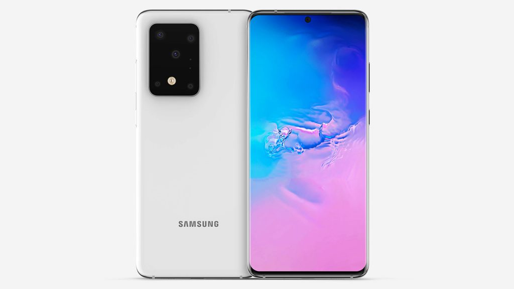 Galaxy S11 Plus official specifications