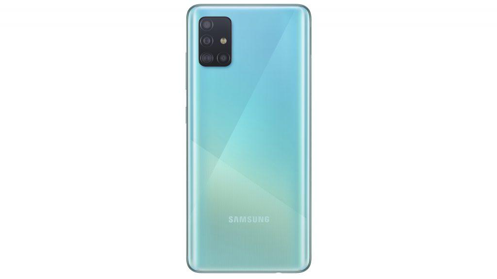 back side blue color