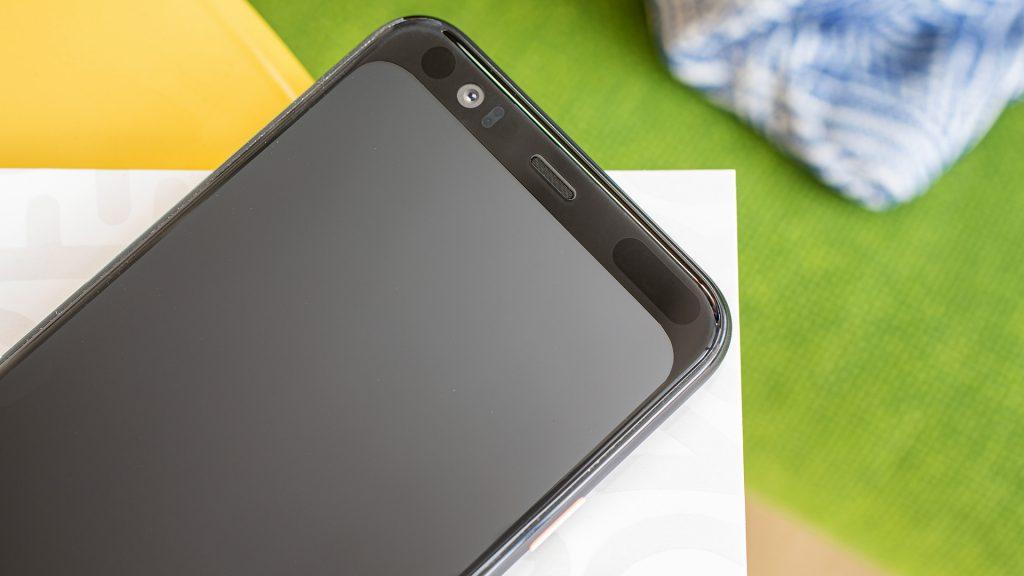 Google Pixel 4 front side