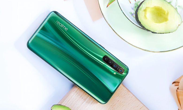 Realme X2 reaches in Avocado Green