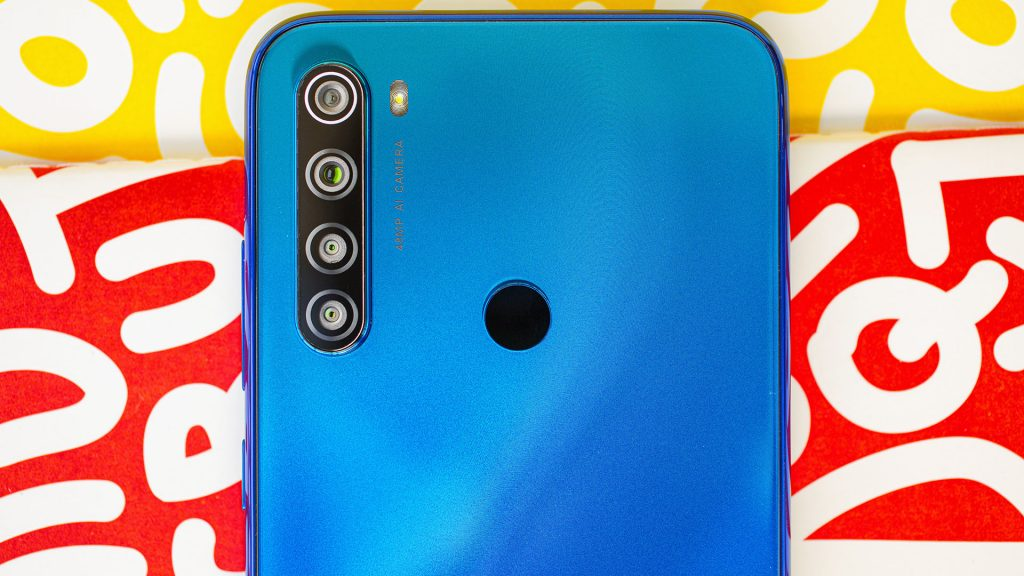 Redmi Note 8 Quad camera