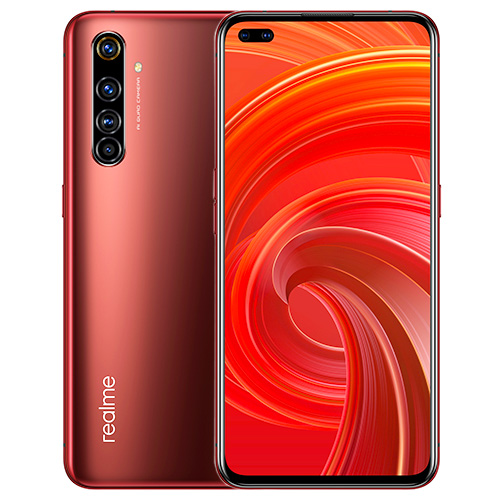 Realme X50 Pro 5G Rust Red