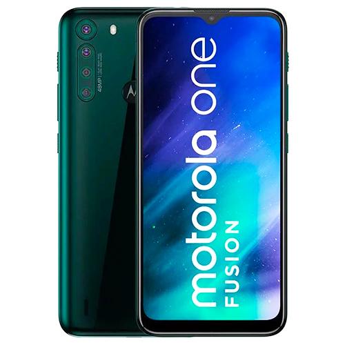 Motorola One Fusion Deep Emerald Green