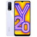 Vivo Y20 Dawn White