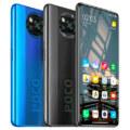 Xiaomi Poco X3 Blue and Black